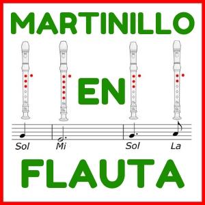 martinillo notas flauta
