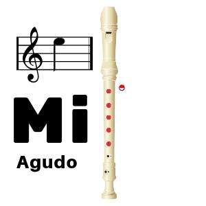 imagen de mi agudo flauta