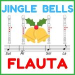 Jingle Bells en flauta dulce