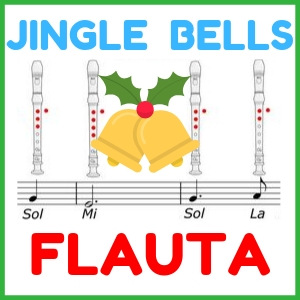Jingle Bells para Flauta